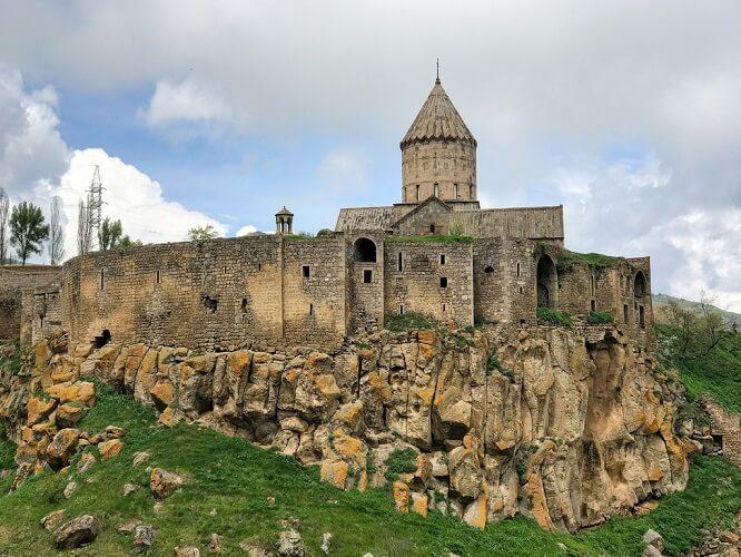 tatev monastery tatevi vanq armenia