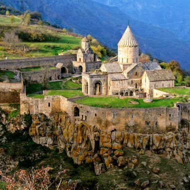 Tatev Monastery Monastery Churches in Armenia