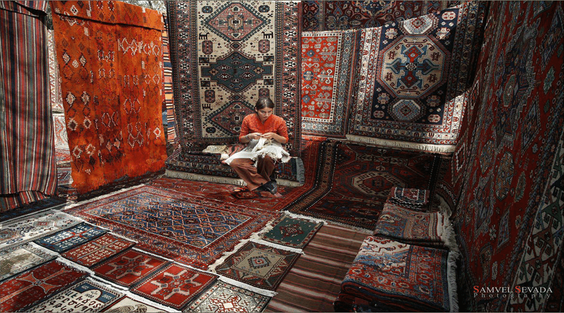 Armenian Carpets and rugs