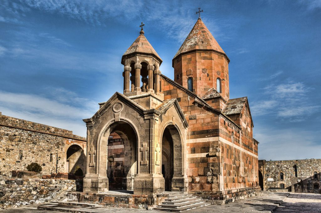 Khorvirap Monastery Monastery Churches in Armenia