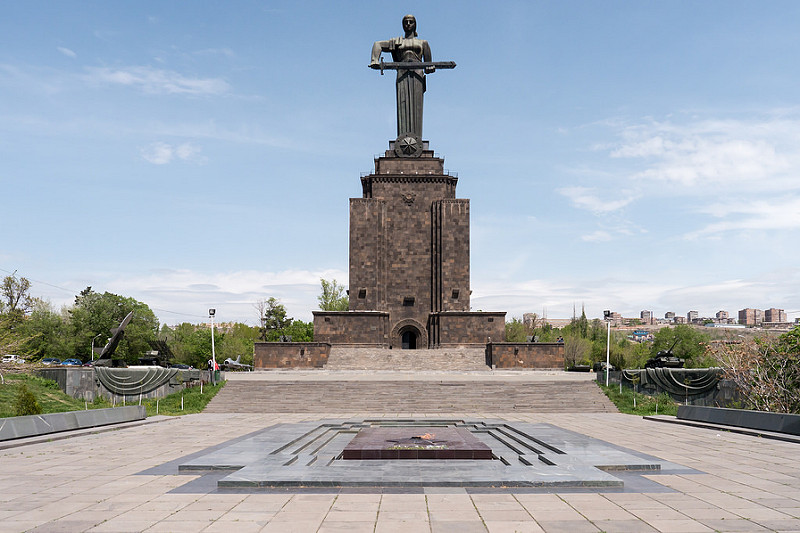 mother armenia mayr hayastan