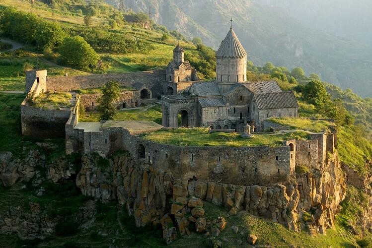 tatev monastery armenia tatevi vanq