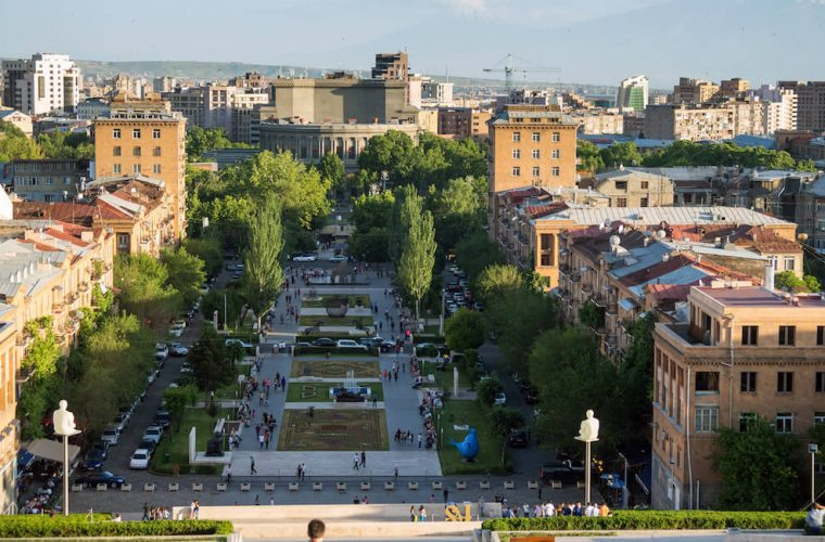 best places to visit in yerevan