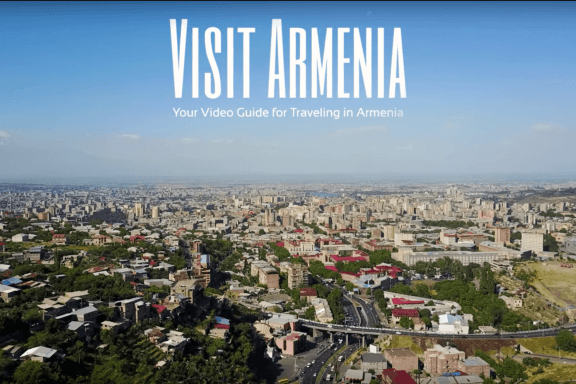 armenia video travel guide